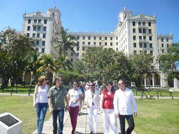 Equipe 2013 association les petits coeurs de cuba