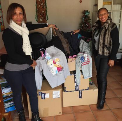 denise-quenia-kiabi_donacioness-ropa-asociacion humanitaria-cento misericordia-paequeños corazones -cuba-caridad-francia