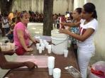 mantilla cuba habana caridad asociacion los paqueños corazones ^donaciones 2