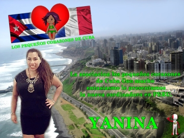 cordinadora-asociacion-lima-Peru- pequeños corazones de cuba-petits coeurs-habna-havane-caridad-charité 4