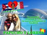 Papucho y Lorena