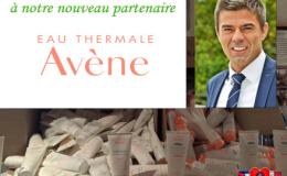 La marca Avène, nuevo sponsor por el proyecto centromisericordia.
