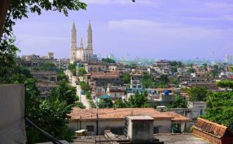 vista de la habanacuba-viaje de caridad