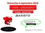 vide-grenier-2016-du-parc-mazon-biarritz-mercdillo de ropa usada-vaciar el granero-pequeños-corazones-cuba-asociacion-sentinelles(miséricorde-misericordia-centre