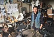 encuentro-con-el-pintor-enmanuel-michel-toulouse-association-les-petits-coeurs-de-cuba-quenia-nico